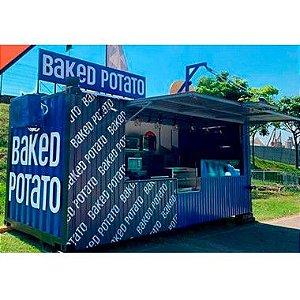 Container para Cozinha Profissional – Container para Fast Food