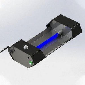 Esterilizador de ambientes Ultron – 1 Lâmpada