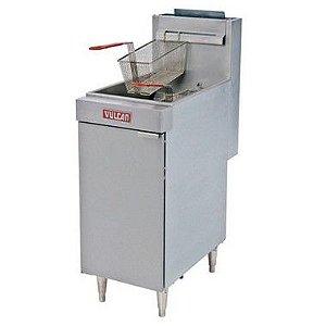 Fritadeira a Gás 20 Litros – Fritadeira Vulcan LG300