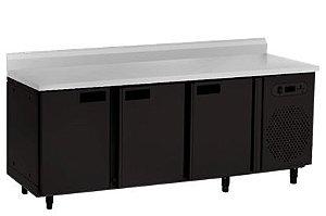 Refrigerador Horizontal 3 Portas Desmontável - Com Tampo
