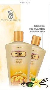 Creme Vitória Secrets 250ml | Bauninha | VANILLA LACE