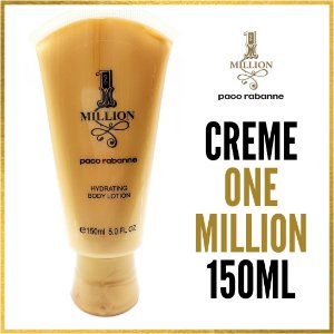 Creme ONE MILLION 150ml | Masculino