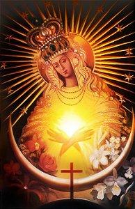 Mãe da Divina Misericórdia