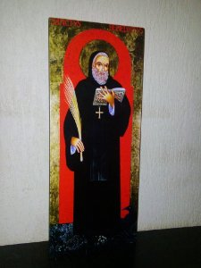 Ícone São Bento de Nursia