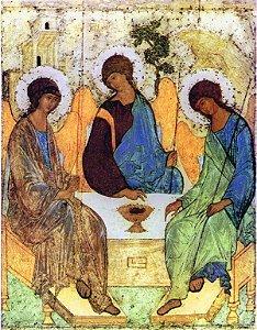 Ícone Santíssima Trindade