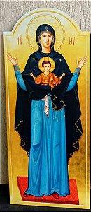 Theotokos - A Portadora de Deus