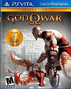GOD OF WAR: COLLECTION - PSVITA