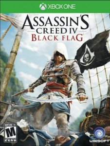 ASSASSIN'S CREED IV: BLACK FLAG - XBOX ONE