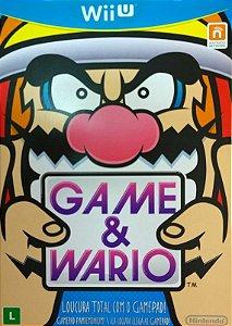 GAME & WARIO - WIIU