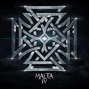 CD Malta IV Autografado + Palheta Malta