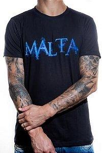 Camiseta Malta - Unissex