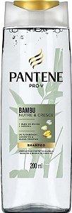 Shampoo Pantene Bambu Nutre e Cresce 200ml