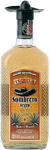 Tequila Sombrero Negro Gold 750ml