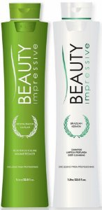 Beauty Brazilian Keratin Redutor de Volume 2x1000ml