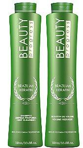 Beauty Brazilian Keratin Redutor de Volume 2x1000ml