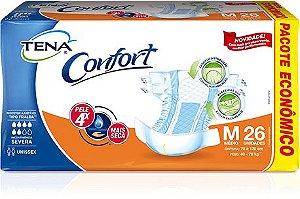Fralda Tena Confort 26 Unidades Tam: M