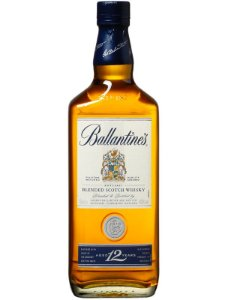 Whisky Ballantine's 12 anos 1000ml
