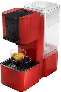 Cafeteira Elétrica Expresso Pop Plus Vermelha Tres 3corações 220v