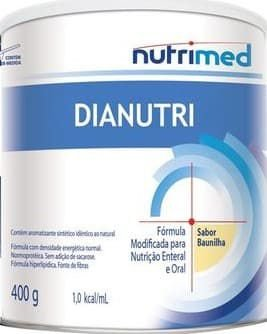 Dianutri Fórmula Modificada Para Nutrição Enteral 400g