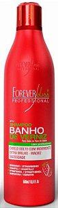 Shampoo Forever Liss Professional Banho de Verniz 500ml