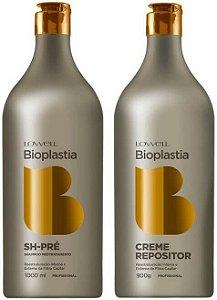 Lowell Bioplastia Capilar Profissional 2 Produtos