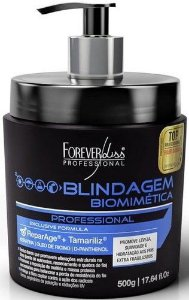 Blindagem Capilar Biomimétrica Forever Liss 500g