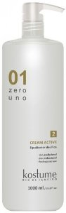 Escova Progressiva Zero Uno Cream Active 1500ml