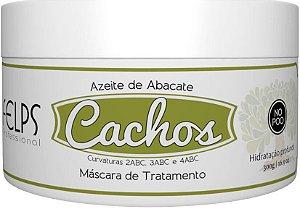 Máscara Felps Profissional para Cabelos Cacheados Azeite de Abacate