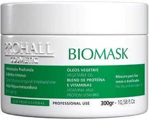 Máscara Biomask Prohall 300g