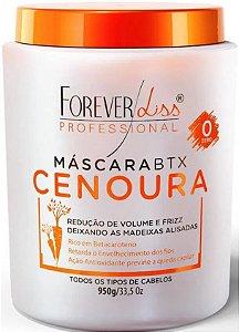 Botox de Cenoura Sem Formol 950g Forever Liss