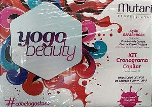 Cronograma Capilar Yogo Beauty c/ 6 Caldas