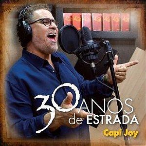 CD 30 anos de Estrada Cantor Capi Joy São Paulo SP