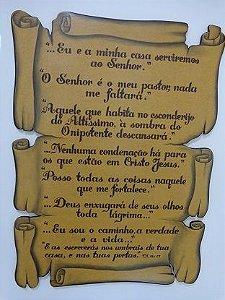 Pergaminho by Dê