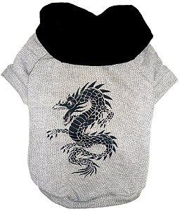Casaco Dragon com Capuz