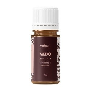 Aromaterapia em Gotas - Anti-Medo