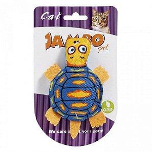 Tartaruga com Catnip para Gatos