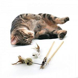 Ratinhos Voadores com Catnip - AFP