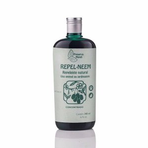 Repelente Natural de Neem (CONCENTRADO) - Uso Animal - Preserva Mundi