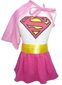 Fantasia Super Doguinha - Vestido