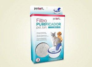 Refil Filtro purificador - Petlon