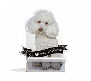 Porta Celular de Poodle