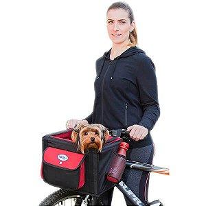 Cesto de Bicicleta para Transporte de Pets - Transbike