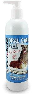 Gel Tratamento Oral - Sabor Salmão - 12oz - Petzlife