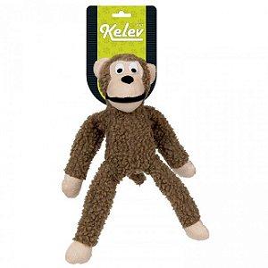 Brinquedo de Pelúcia Macaco Pernão