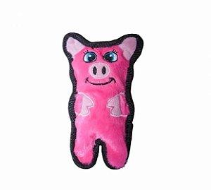 Brinquedo Mini Porco - Linha Invincibles® - Outward Hound