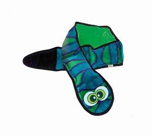 Brinquedo Resistente Cobra Azul - Linha Invincibles® Snakes