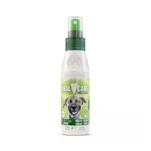 Cuidado Oral Hortelã 4oz - Spray - PetzLife