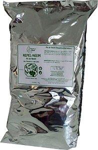 Pó de Neem - Tratamento Fitoterápico contra Pragas - 1 kg