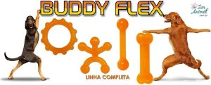 Mordedores Buddy Flex