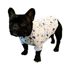 Pijama Flanelado 100% Algodão